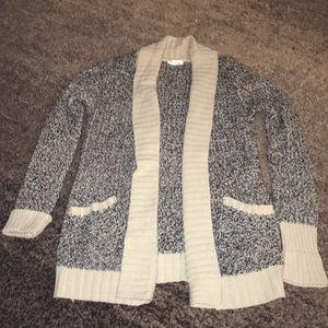 Warm and cozy cardigan